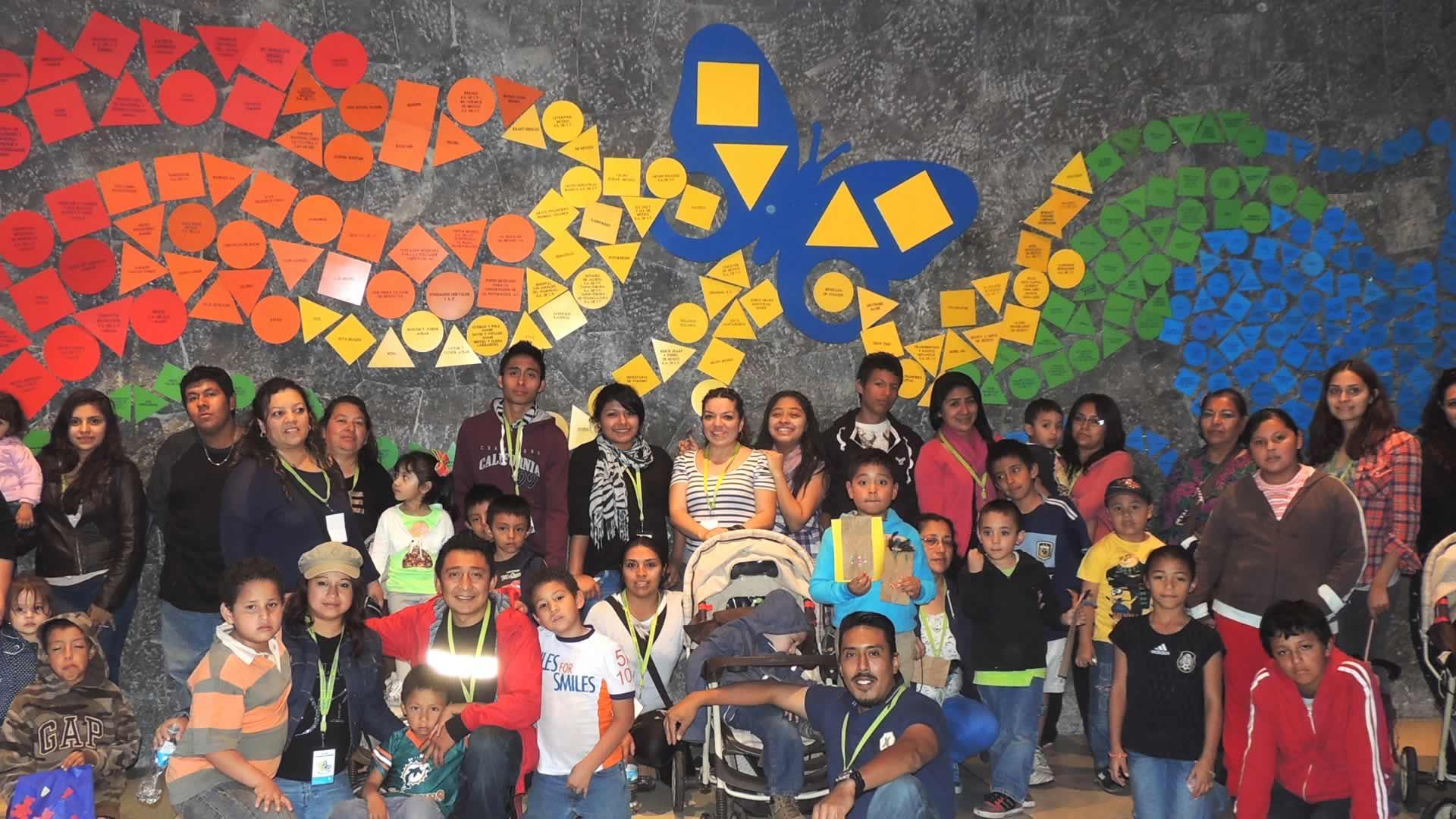 Papalote Museo de niño